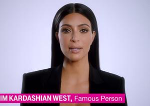 Kim K Mocks Her Selfie Obsession in New Super Bowl Ad