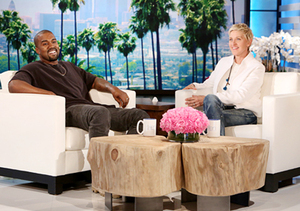 Kanye West Talks Kim and North, Has Audience Swooning and LOLing