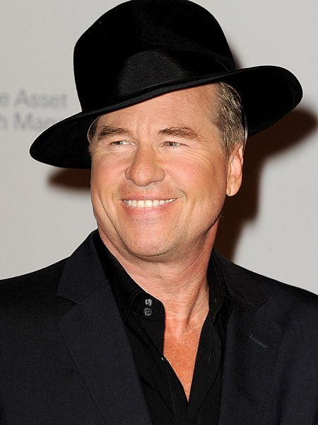 Val Kilmer Responds to Health Scare, Denies Tumor Operation
