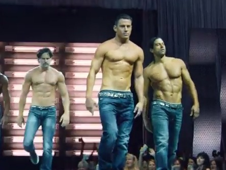 Magic Mike Xxl Trailer Channing Tatum With His Shirt