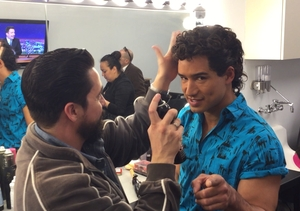 Mario Lopez Transforms into A.C. Slater for 'The Tonight Show's' 'Saved by the…