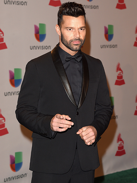 Ricky Martin Opens Up About His New Music
