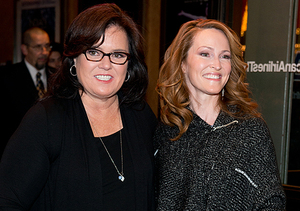 Rosie O'Donnell Splits with Wife, Exits 'The View' to Concentrate on Her…