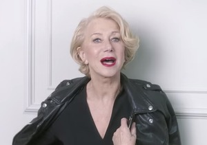 Helen Mirren's Secret to Staying Age-Defying at 69!