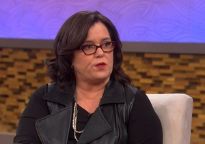 Rosie O'Donnell Opens Up to Dr. Oz About Separation from Wife