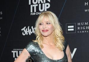 Courtney Love Talks Return to TV in 'Empire'