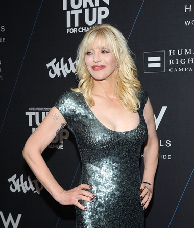 Courtney Love Talks Return to TV in 'Empire'