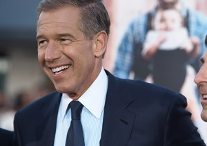 Celebs React to Brian Williams' Suspension… and Should He and Jon Stewart Switch Jobs?