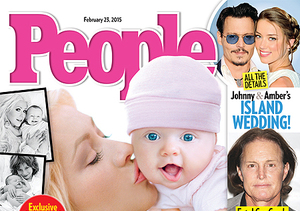 OMG! Is Christina Aguilera's Baby Girl Gorgeous or What?!