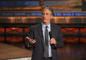 Jon Stewart's First Interview About Leaving 'The Daily Show'… Who Will Replace Him?