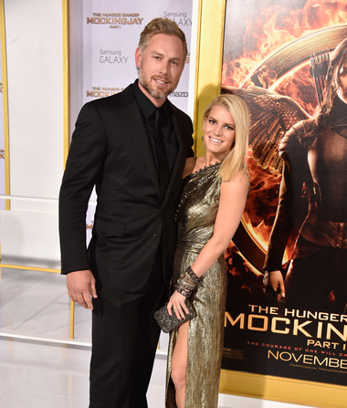 Rumor Bust! Jessica Simpson Did NOT Get Into a Big Fight with Hubby