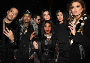 Back Together? Khloé Kardashian Spotted Backstage with Her Ex at Diddy Show!