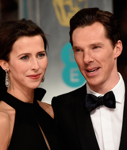 Benedict Cumberbatch Marries His Sweetheart on Valentine's Day