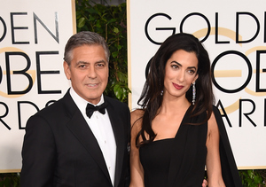 Clooneys in Love! See George and Amal's Valentine's Weekend Dinner Date