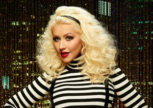 Back in the Hot Seat! Christina Aguilera on Her Return to 'The Voice'