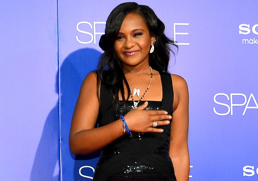 Old 911 Call Reveals Police Suspected Drug Use at Bobbi Kristina's House