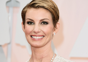 Faith Hill Rocks Super Short 'Do at the Oscars