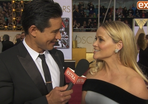 Reese Witherspoon Dishes on Sofia Vergara's Wedding