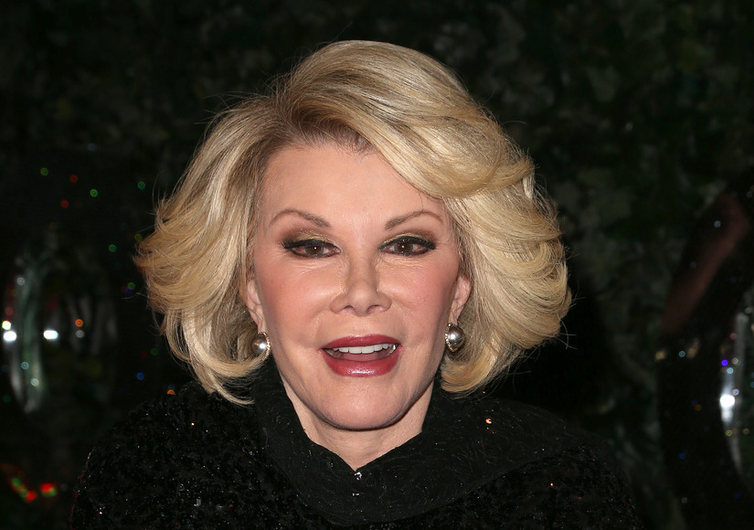 The Reason Joan Rivers Wasn't Included in Oscars 'In Memoriam'