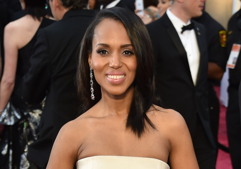 Kerry Washington Wants Her Daughter to Have a Play Date with Mario's Kids!
