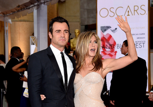 Jennifer Aniston Goes Nude… in Versace!
