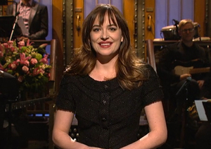 'Fifty Shades' of 'SNL': Dakota Johnson, ISIS and More