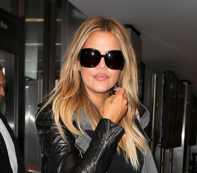 Do Blondes Have More Fun? Ask Khloé Kardashian!
