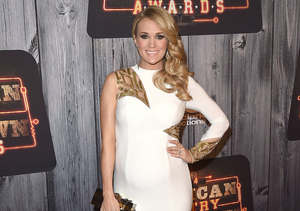 Carrie Underwood Posts First Pic of Baby Boy