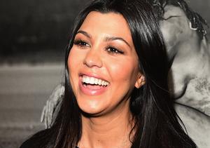 How Kourtney Kardashian Is Shedding Her Baby Weight