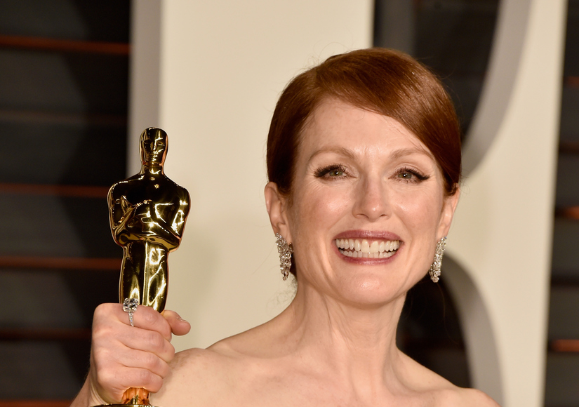 Julianne Moore Reflects on Oscar Win