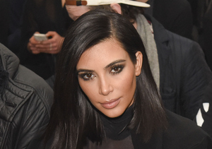 Kim K Reveals Her Biggest Beauty Flaw