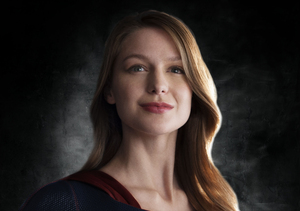 First Look! Supergirl in Costume