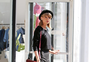 Taylor Swift's Legs NOT Insured for $40 Million... But They Would Be Worth It