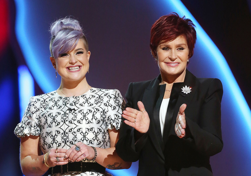 Sharon Osbourne Responds to Daughter Kelly's Decision to Leave 'Fashion Police'