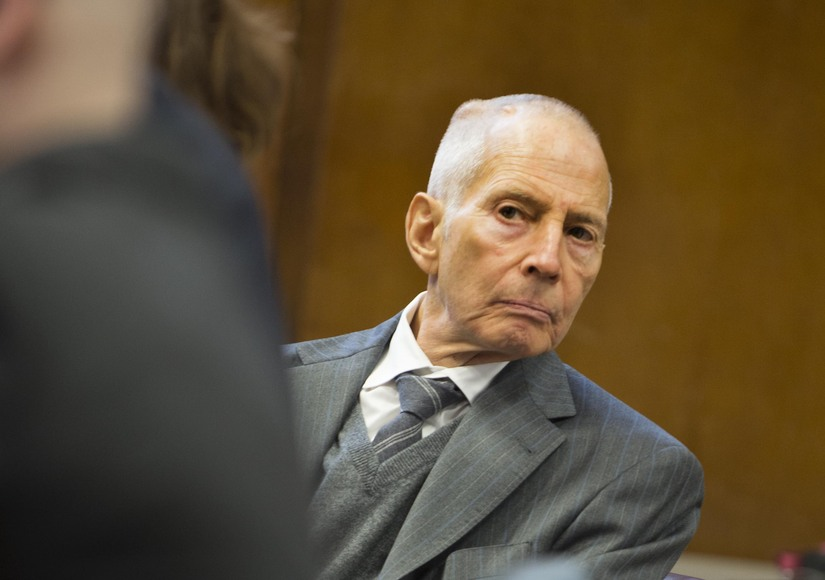 'Killed Them All': Did HBO's 'Jinx' Help Catch Accused Murderer Robert Durst?