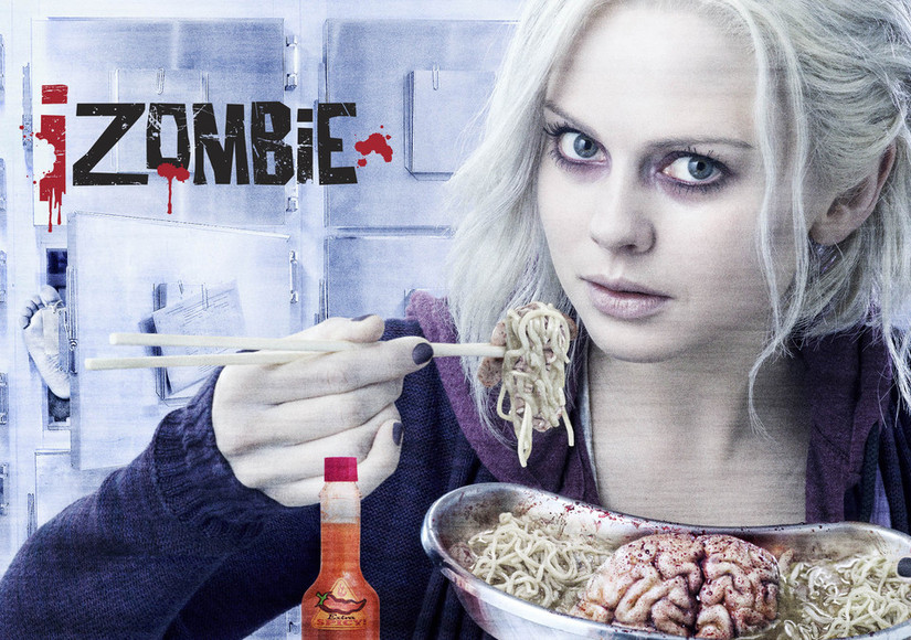 Picking Rose McIver's Brain About 'iZombie'