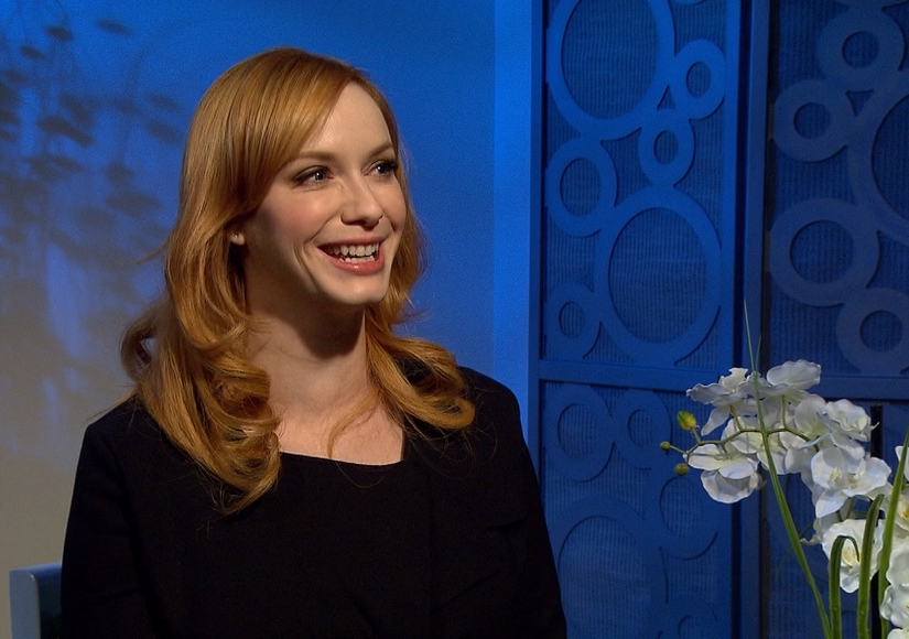 Christina Hendricks, Kim K and Hilary Duff Get Hair Makeovers