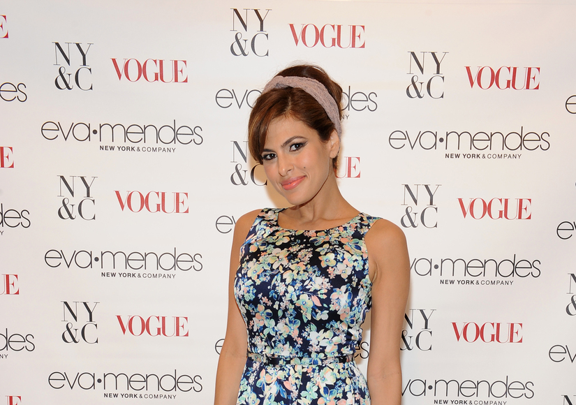 Eva Mendes' First Interview About New Baby, Plus Her Secret Rule to Keeping Ryan Gosling Happy at Home