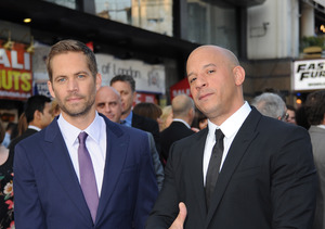 Vin Chokes Up at 'Furious 7' Screening Over Losing Paul Walker