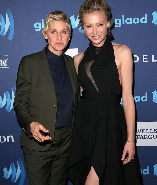 Ellen DeGeneres and Portia de Rossi Will Never Wear Dolce & Gabbana Again