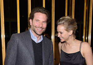Jennifer Lawrence: Bradley Cooper's My Work Husband, But There's 'No Sex'