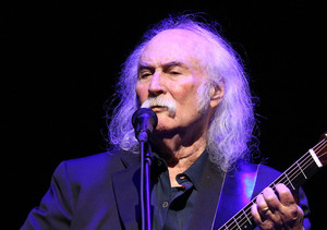 David Crosby Reportedly Hit Jogger