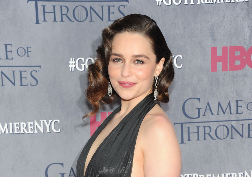 Emilia Clarke Spills 'Game of Thrones' Secrets, Promises 'More Nudity'