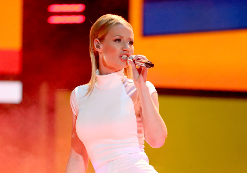 Iggy Azalea Talks Body Image, Reveals 'I Got Bigger Boobs'
