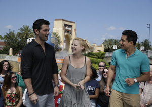 'General Hospital's' Onscreen Couple Makes Trouble in Universal Studios…