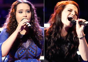 'The Voice' Sneak Peek! Team Pharrell's Hannah vs. Caitlin