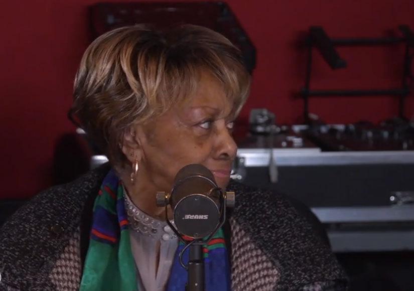 Bobbi Kristina's Grandmother Cissy Houston Finally Breaks Silence