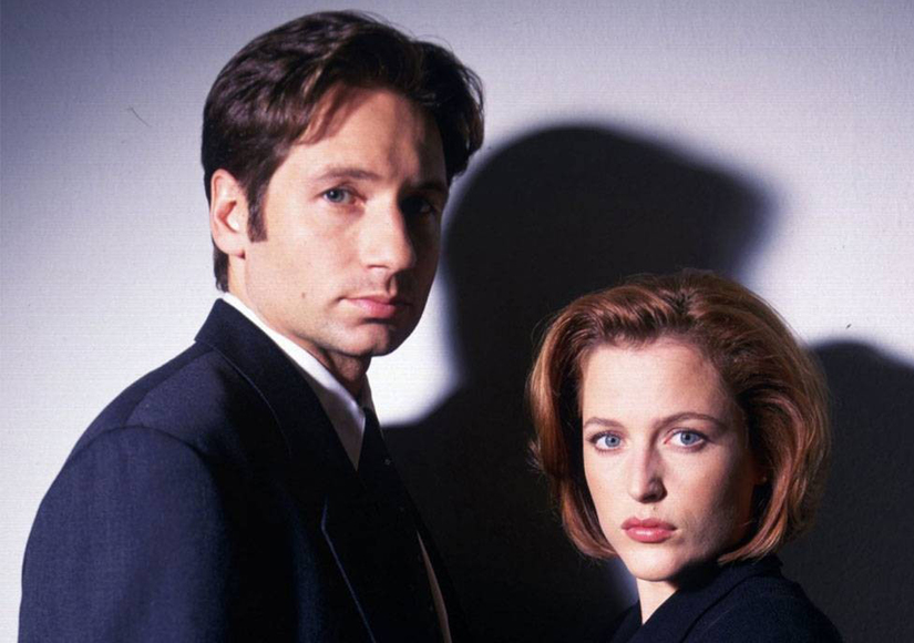 Mulder and Scully Are Back in First 'X-Files' Reboot Teaser Trailer