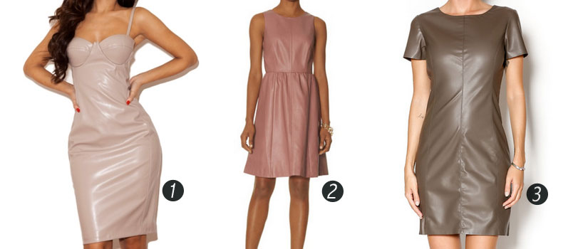 leather-dresses-for-less