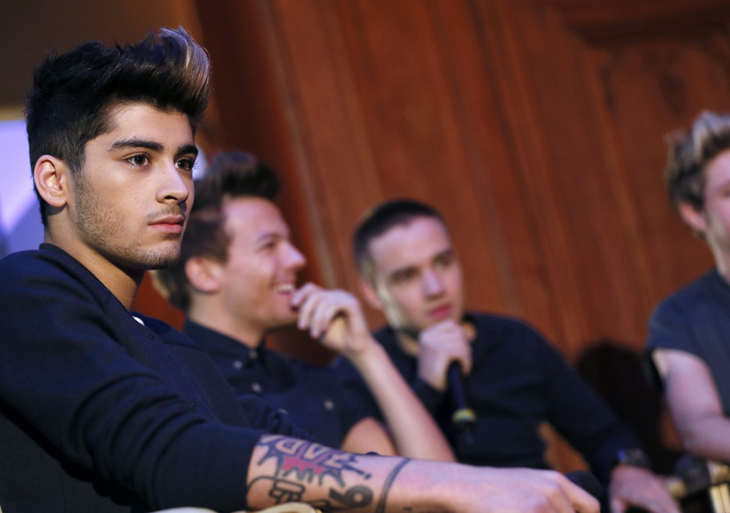 Zayn Malik Finally Reveals Reason He Exited One Direction, 'It's Not the Real Me'